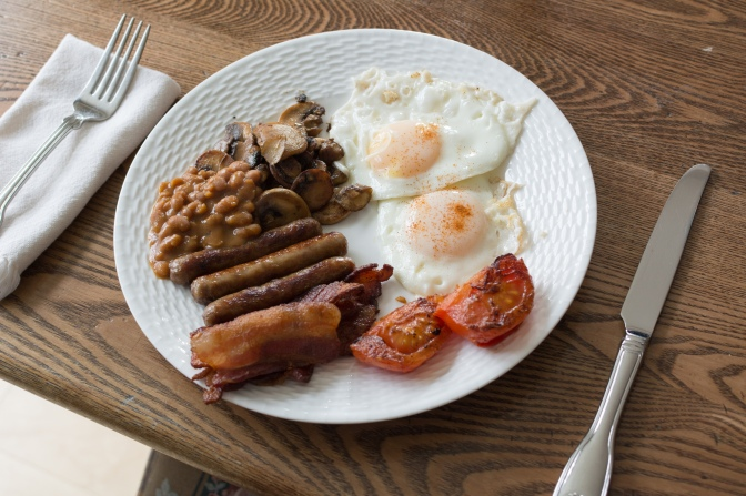 Can Anything Beat the Great Full English Breakfast?