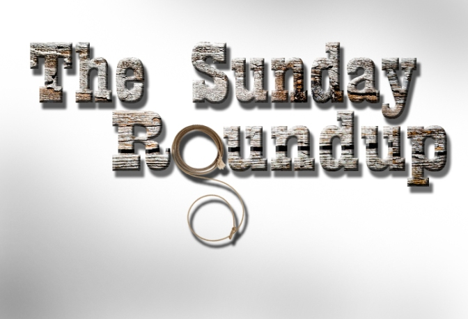Sunday Round Up: A Summary of the Past Weeks Blogs (07/12/14)