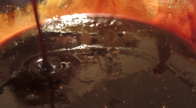 Cooking:   My Favourite Barbecue Sauce