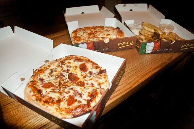 Porky's Pizzeria, Pontypool: 'You Must Be Smoking'