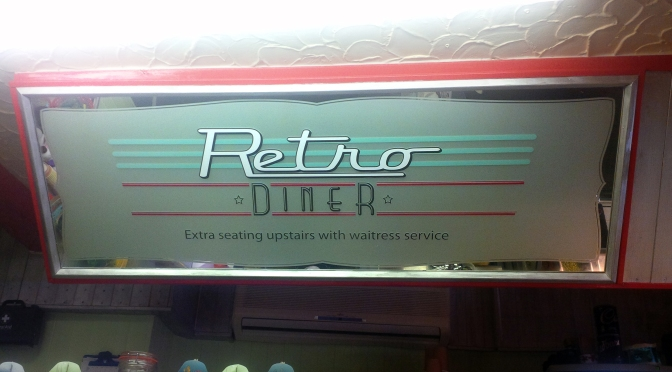 Retro Diner: Abergavenny
