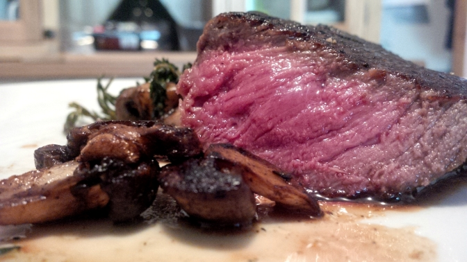 Cooking: Awesome Steak!
