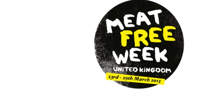 Meat Free Week: Could You Give Up Meat For a Week?