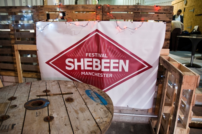 I've Been to Shebeen!