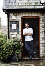 Chef Matt Tebbutt will demonstrate ways to make the most of a pizza oven at the Big Day Out