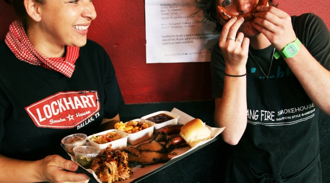 Hang Fire Smokehouse Announce Cookbook Deal!