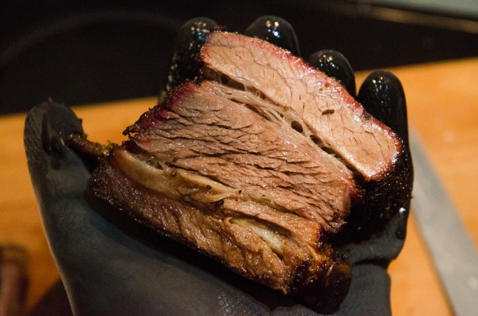 Cherry Wood Smoked Beef Ribs